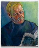 Paul by Cathy Williams, Painting, Oil on canvas